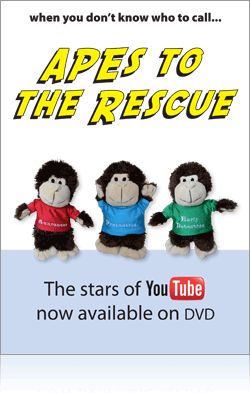 APEs to the Rescue