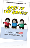 APEs to the Rescue DVD